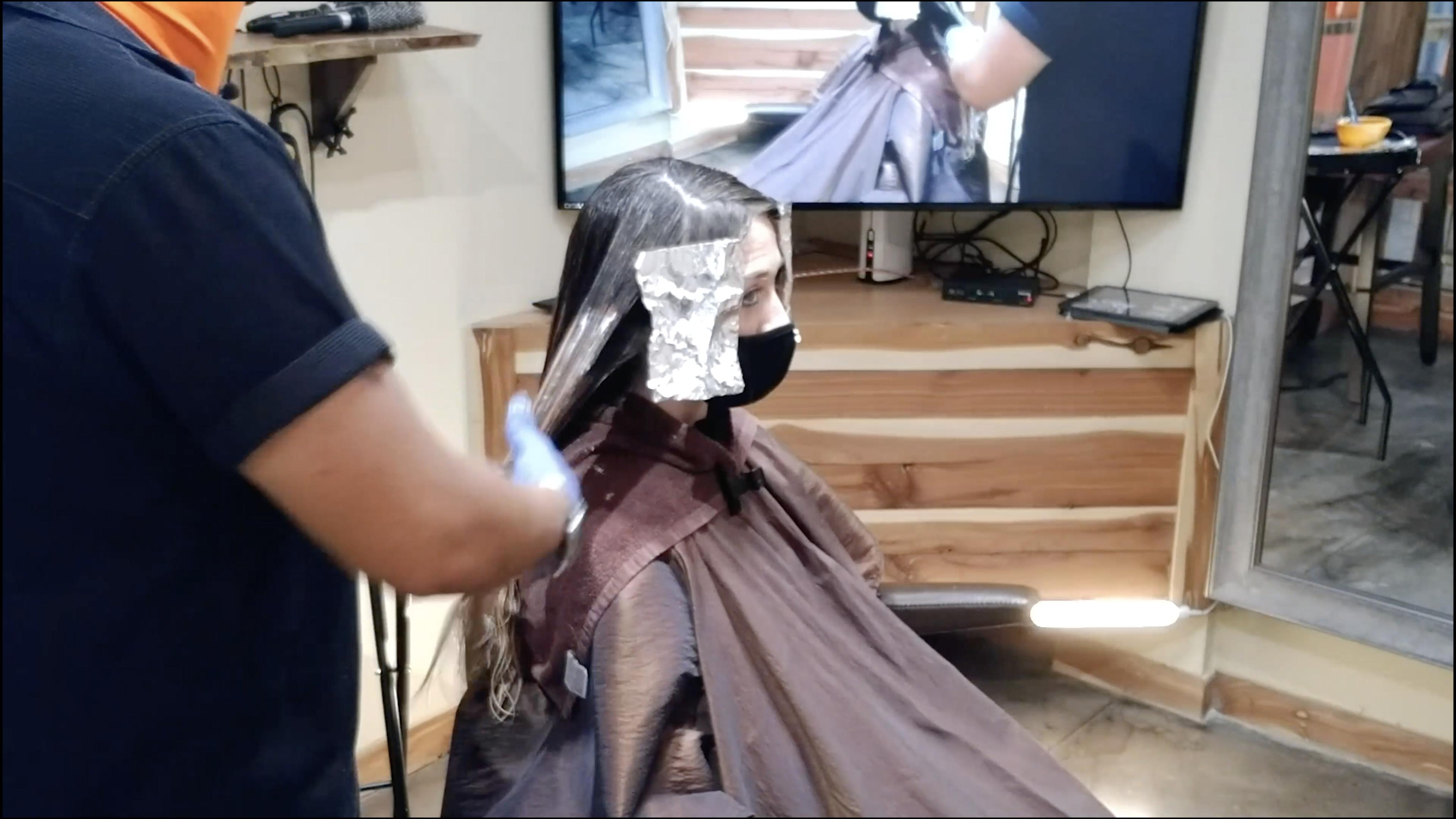Modafino Summer Collection Hair Makeover Video 2